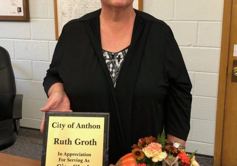 Ruth Groth award
