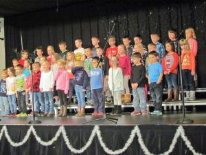 Lawton-Bronson Elementary Christmas Program 2017