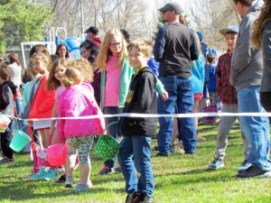 Moville Easter Egg Hunt 2019