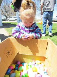 Pierson Easter Egg Hunt 2019