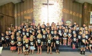 Vacation Bible School Program - Bethel Lutheran Church in Lawton