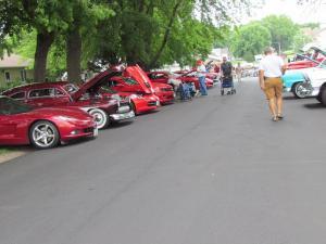Barre Street Car Show