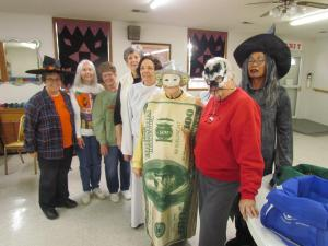 Halloween 2019 -- Trick-or-Treating at Moville Senior Center