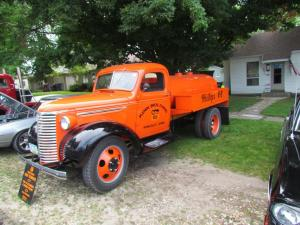 Bob Plendl's 1939 Gas Tanker