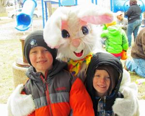 2018 Arlington Future Farmers Easter Egg Hunt