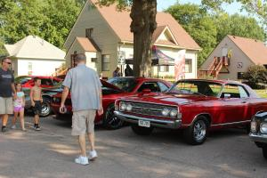 Lawton Car Show