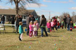 Lawton Easter Egg Hunt 2019