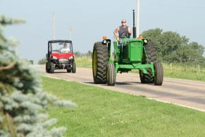 Farm Bureau Tractor Ride 2019
