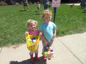 Correctionville, Cushing & Anthon Easter Egg Hunts 2019