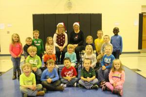 Anthon-Oto Elementary Class Photos
