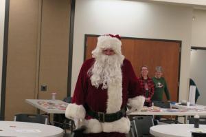 Moville Santa Day 2019