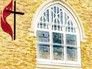 Photos of Local Church Windows from Pam Clark